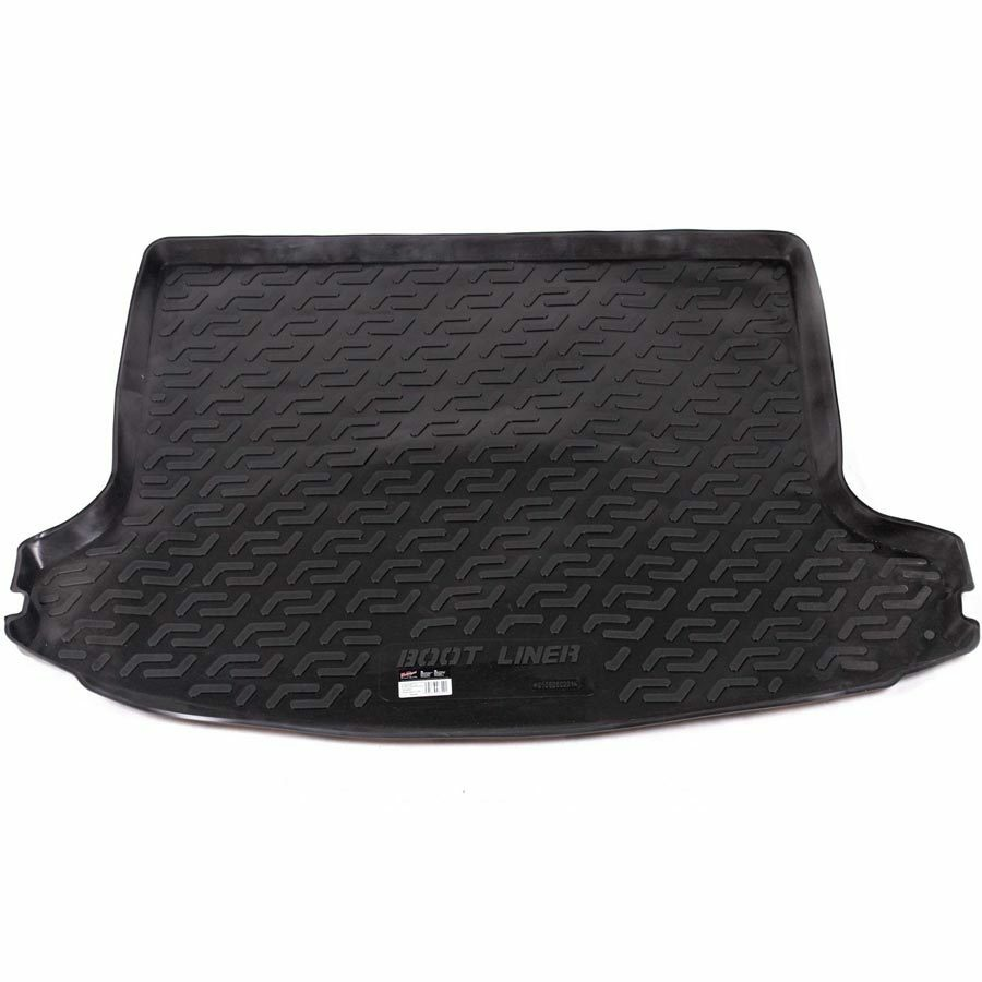 Vana do kufru plastová Nissan Qashqai+2 (J10/JJ10) (08-) SIXTOL