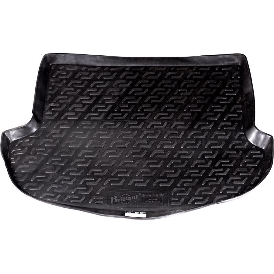 Vana do kufru gumová Hyundai Santa Fe II Facelift (CM) (10-12) SIXTOL