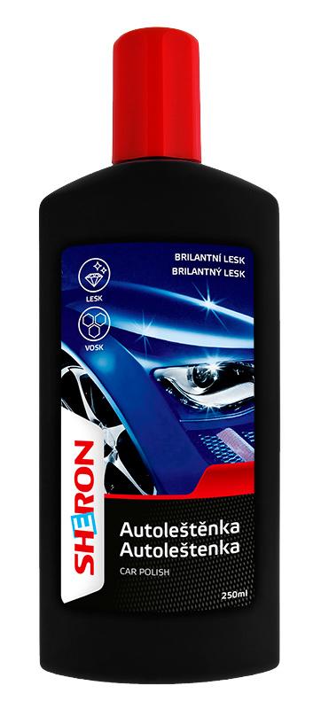 Autoleštěnka 250 ml SHERON