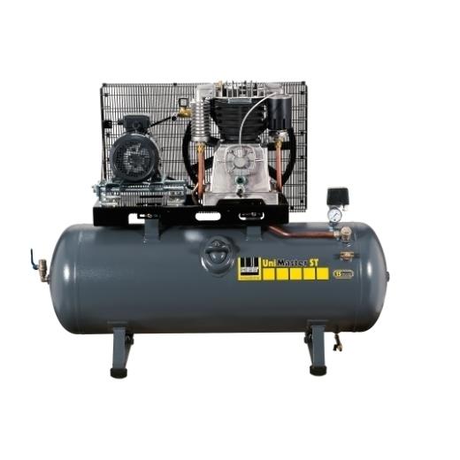 Kompresor stacionární 270 l 400 V, olejový dvouválcový - Schneider UNM STL 780-15-270