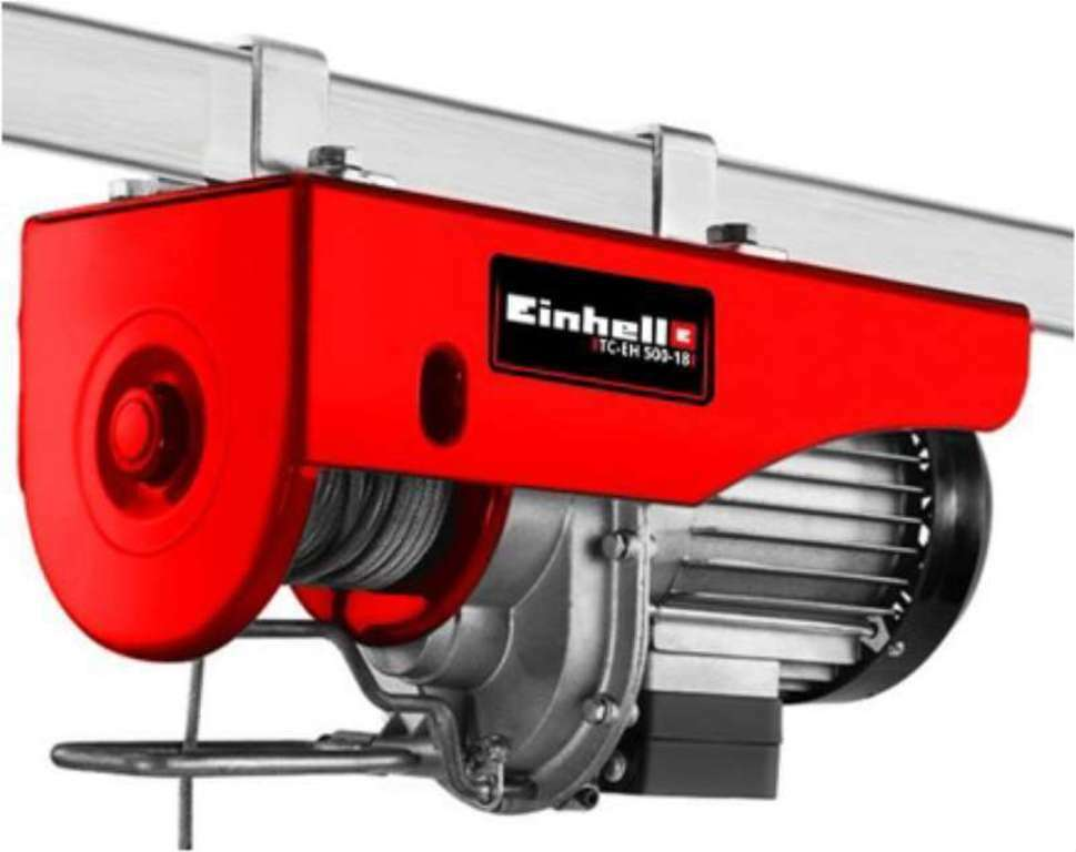 Zvedák lanový TC-EH 500-18 Einhell Classic
