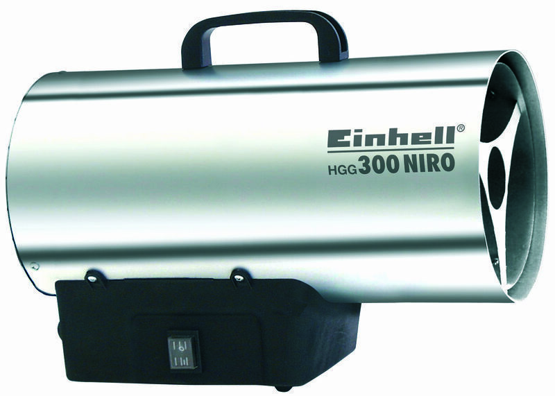 Plynové topidlo HGG 300 Niro (DE/AT) 30 kW, přenosné - Einhell Heating
