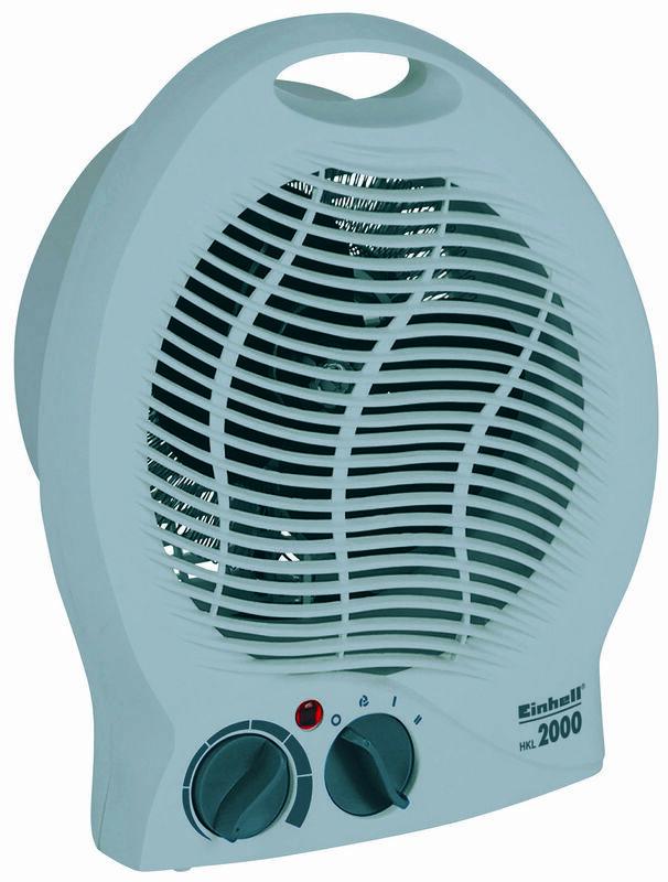 Přímotop - teplovzdušný ventilátor HKL 2000, elektrický 2000 W - Einhell Heating