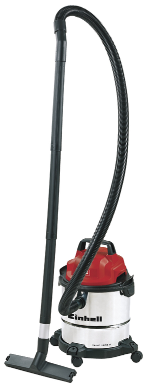 Vysavač pro mokré i suché sání TC-VC 1812 S Einhell Classic