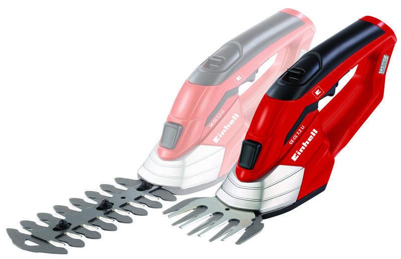 Aku nůžky na keře a trávu GE-CG 7,2 Li, baterie 1500 mAh - Einhell Expert