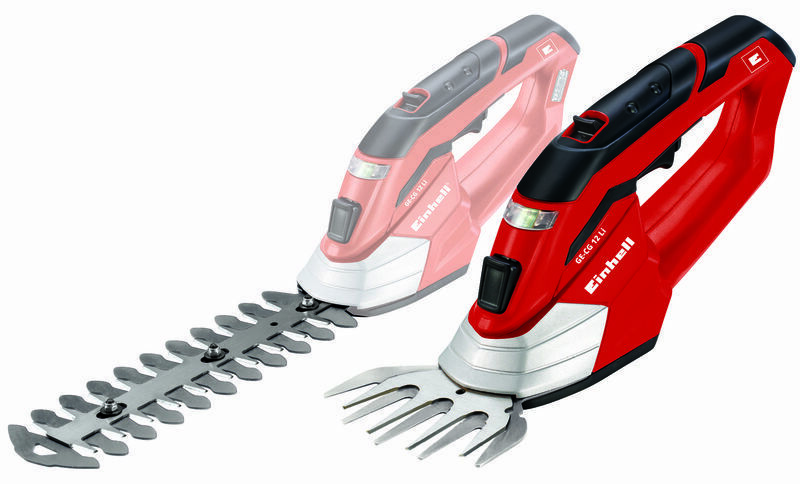 Aku nůžky na keře a trávu GE-CG 12 Li, baterie 1500 mAh - Einhell Expert
