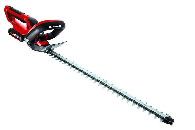 Aku nůžky na živý plot GE-CH 1855/1 Li Kit, s baterií 18V 2,0 Ah - Einhell Expert Plus