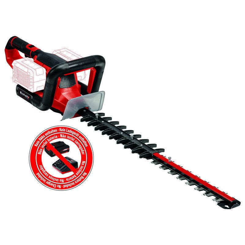 Aku nůžky na živý plot GE-CH 36/65 Li-Solo, lišta 720 mm - Einhell Expert