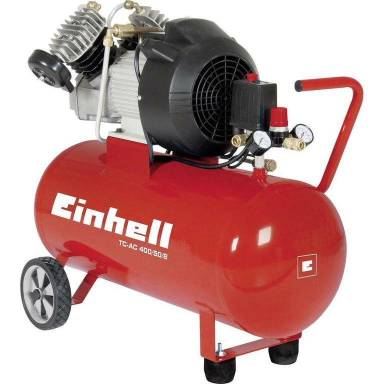 Kompresor TC-AC 400/50/8 Einhell Classic