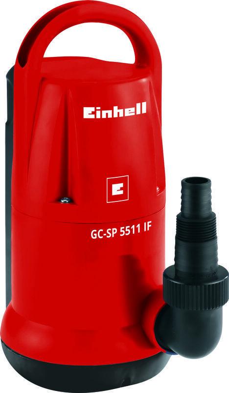 Ponorné čerpadlo GC-SP 5511 IF, elektrické 550 W, 11000 l/h - Einhell Classic