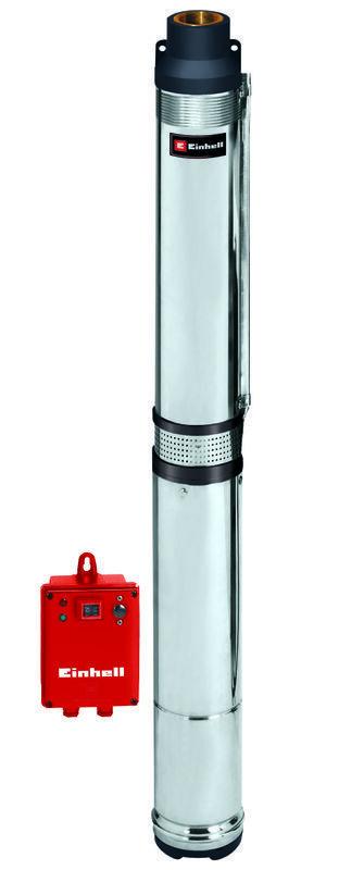 Hlubinné čerpadlo GC-DW 1300 N, 1300 W, 5000 l/h, hloubka 65 m - Einhell Classic