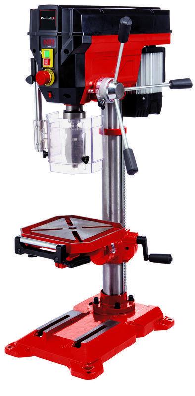 Sloupová, stojanová vrtačka stolní TE-BD 750 E, 1-16 mm, 750 W - Einhell Expert