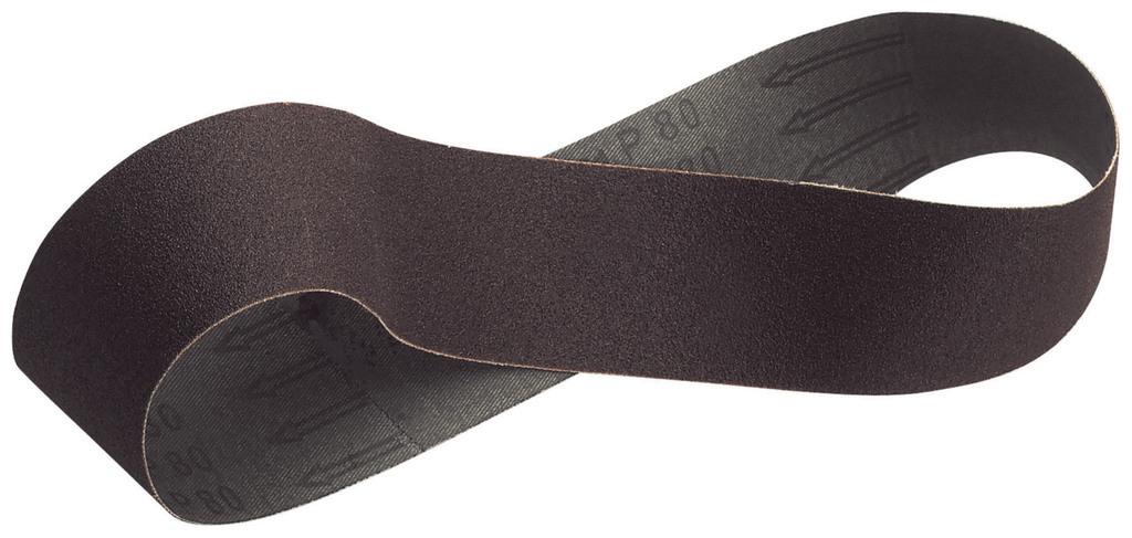 Pás brusný 50x686 set 5 ks Einhell Grey