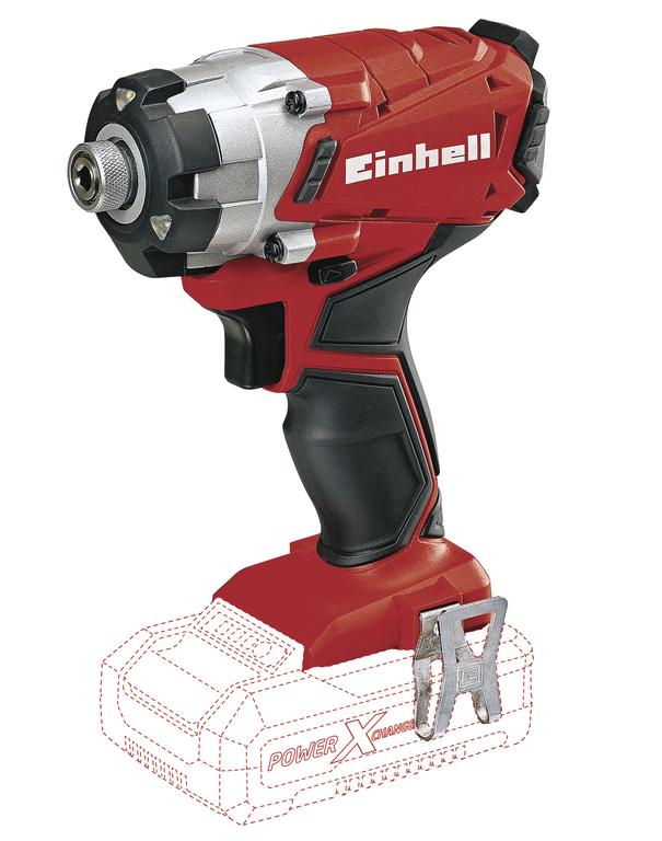 Utahovák rázový Aku TE-CI 18/1 Li-Solo Einhell Expert Plus