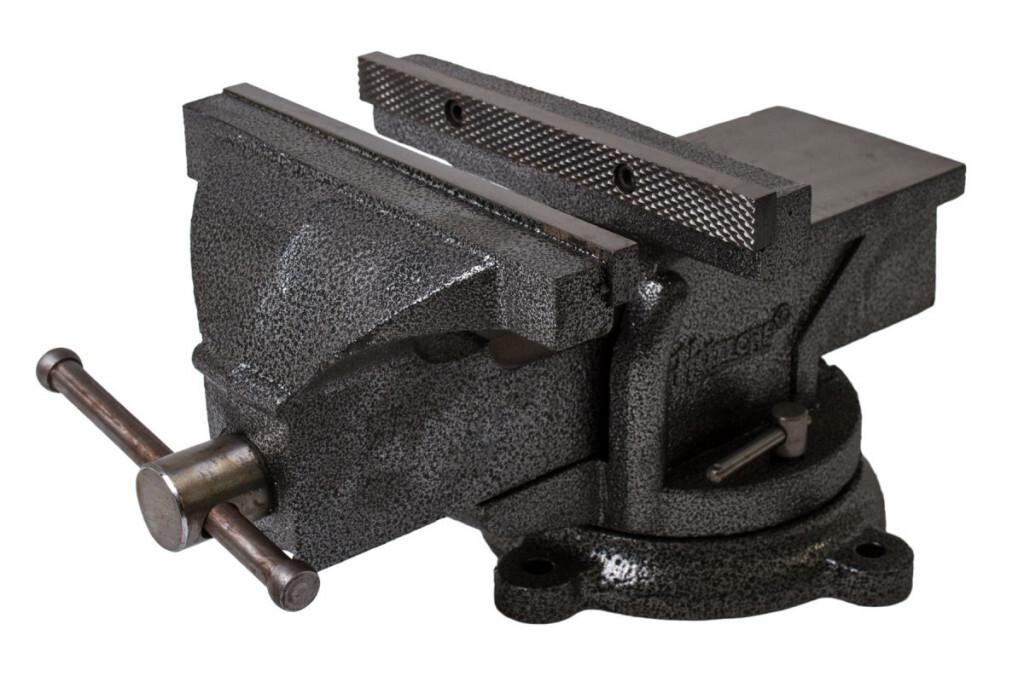 Dílenský svěrák 250 mm, otočný - HOTECHE