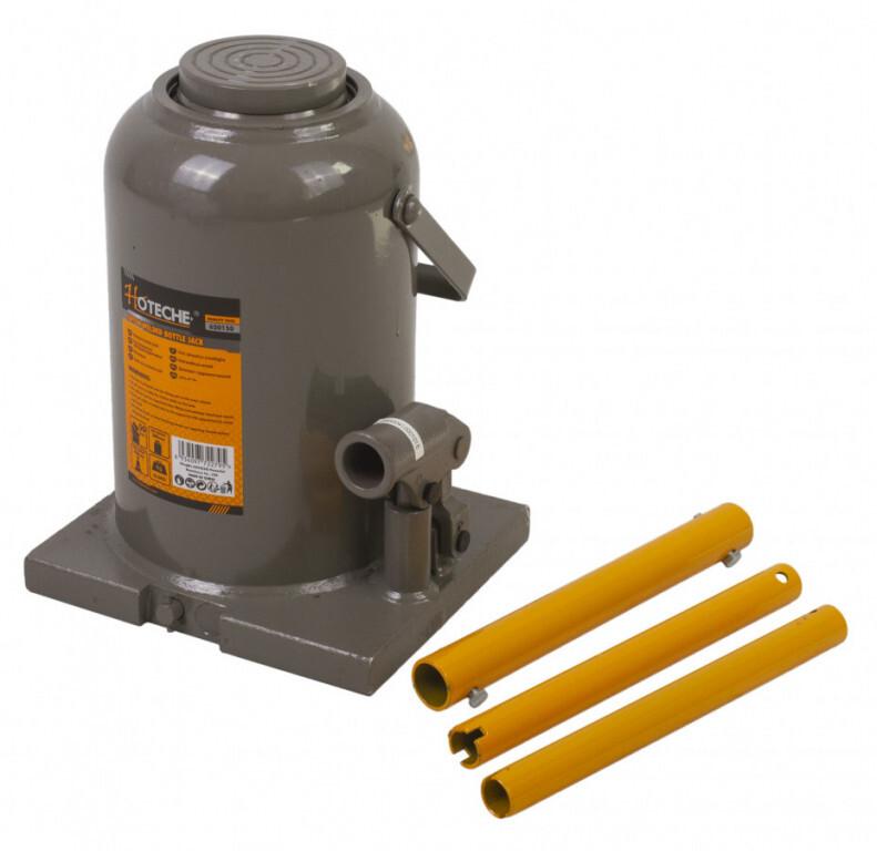 Hydraulický zvedák - panenka, extra nosnost 50 t, zdvih 280-450 mm - HOTECHE