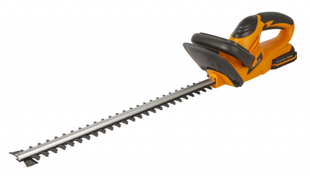 Aku nůžky na živý plot 510 mm, 18 V - HOTECHE