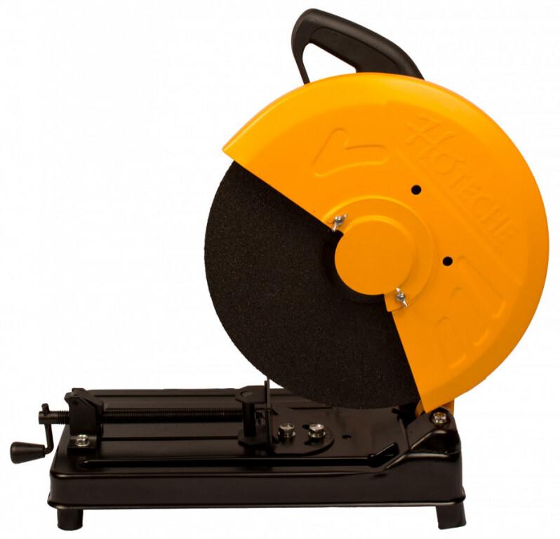 Kotoučová rozbrušovací pila na kov 1800 W, kotouč 355 mm  - HOTECHE