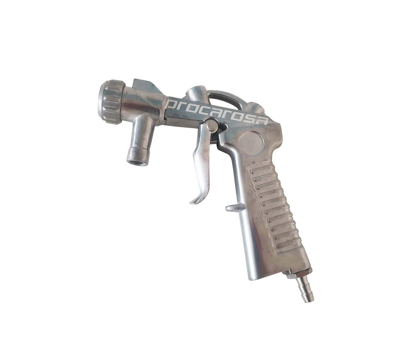 Pískovací pistole k pískovacímu boxu Procarosa PROFI90, PROFI220-I a PROFI350