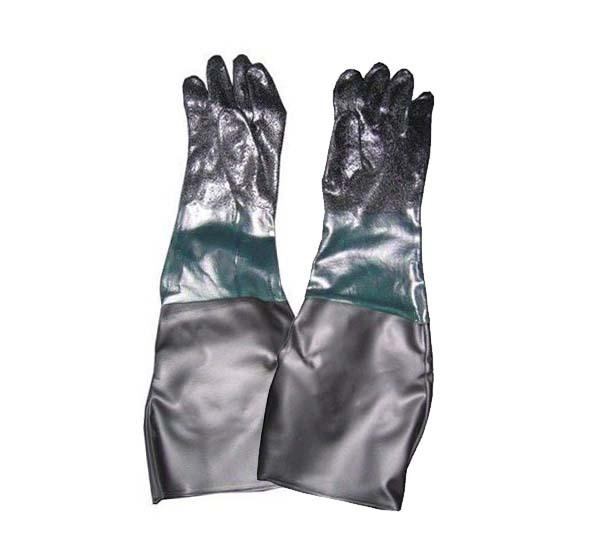 Ochranné rukavice pro pískovací box Procarosa PROFI220-I, PROFI350, PROFI420, PROFI990 a P