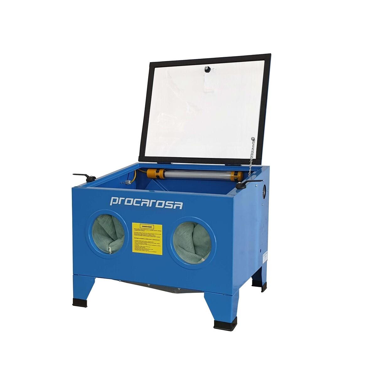 Pískovací box Procarosa PROFI90 - stolní