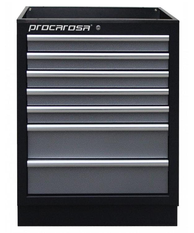 Dílenská skříňka Procarosa PROFI TGC-1307
