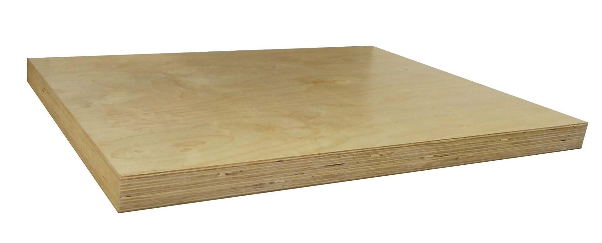 Dřevěná pracovní deska Procarosa PROFI TGW-26 na jednu skříňku