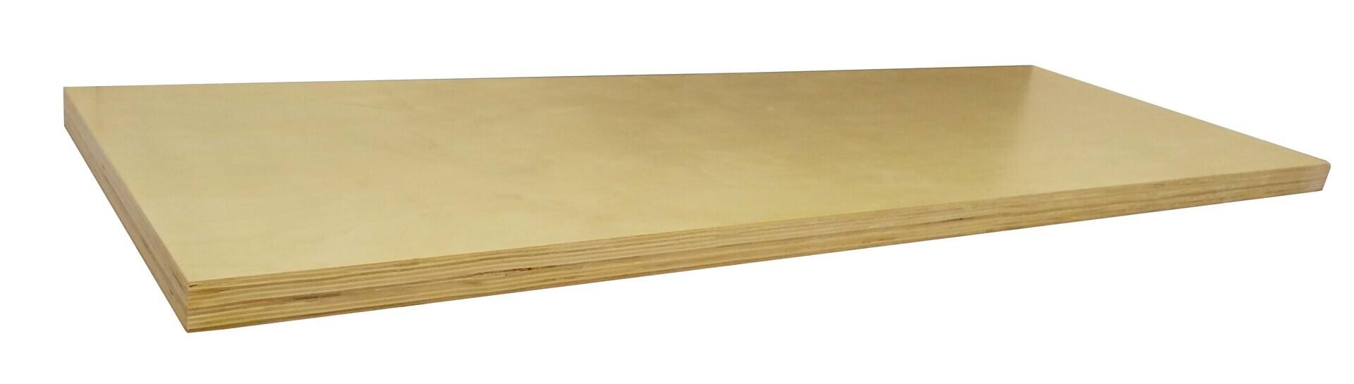 Dřevěná pracovní deska Procarosa PROFI TGW-53 na dvě skříňky