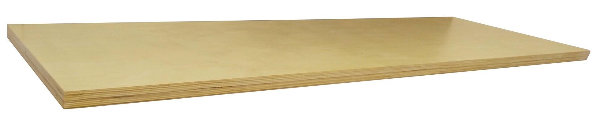 Dřevěná pracovní deska Procarosa PROFI TGW-80 na tři skříňky