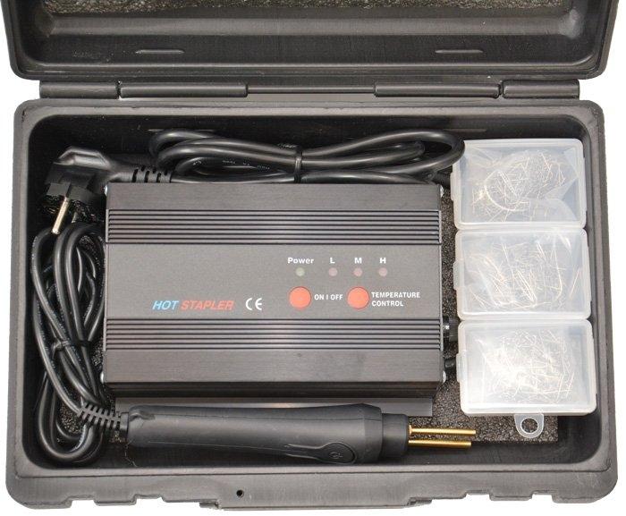 Přístroj pro opravy prasklin plastů / sada WS-303