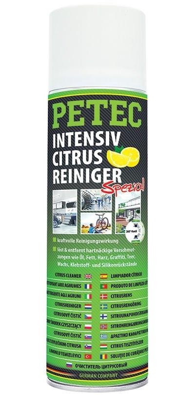 Intenzivní odstraňovač skvrn ve spreji 500 ml - Petec