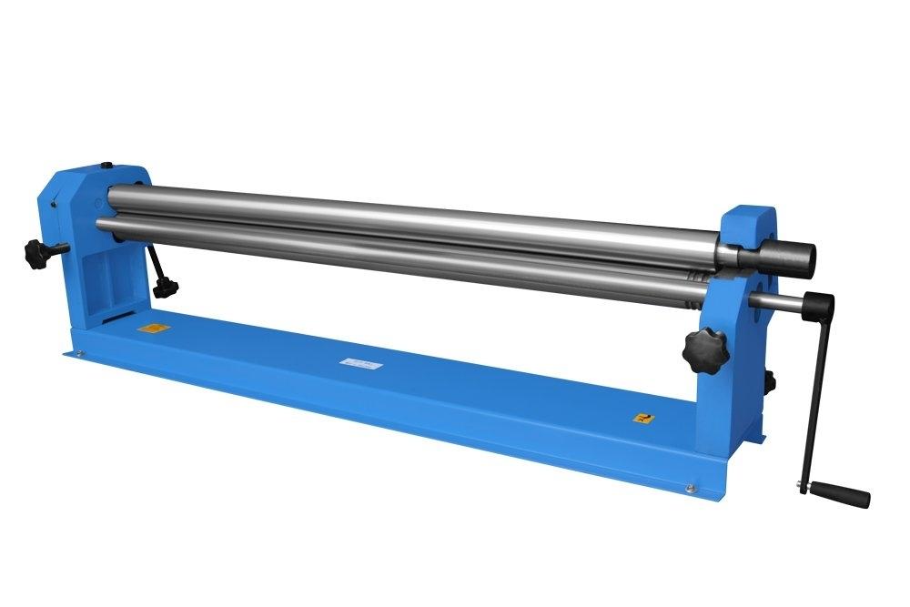 Zakružovačka a stáčečka plechu ruční, šířka 1300 mm - W01-1.5X1300