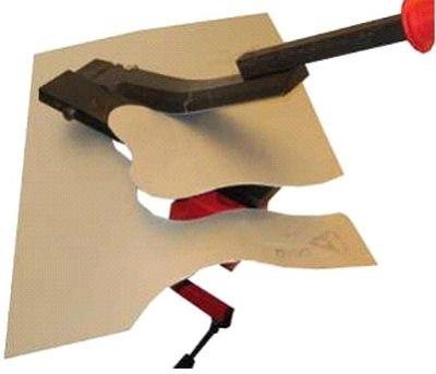 Křivkové pákové nůžky na plech TSU 200 UN