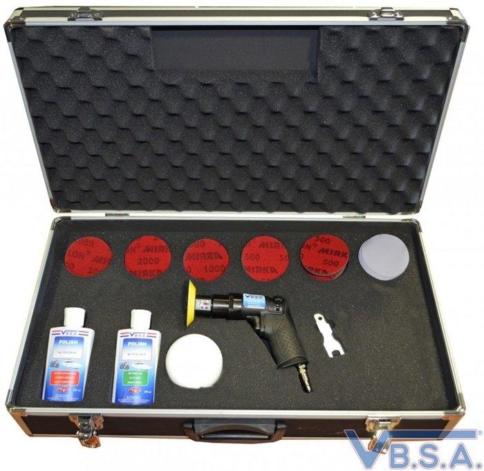 Sada pro obnovu krytů světlometů VBSA KIT-ROP2