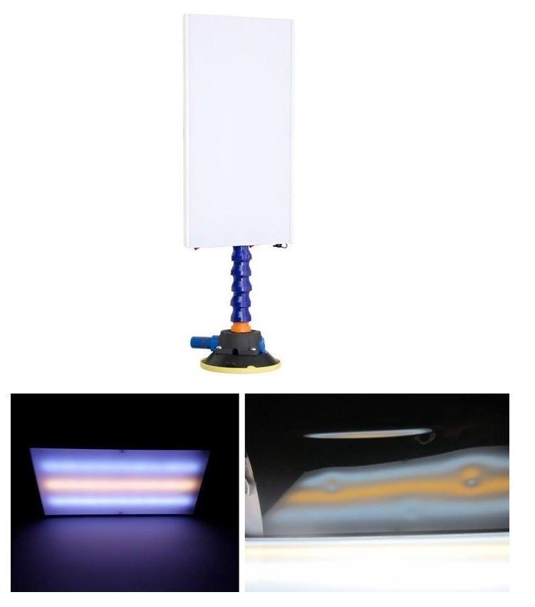 LED-lampa s deskou pro PDR opravy L-3