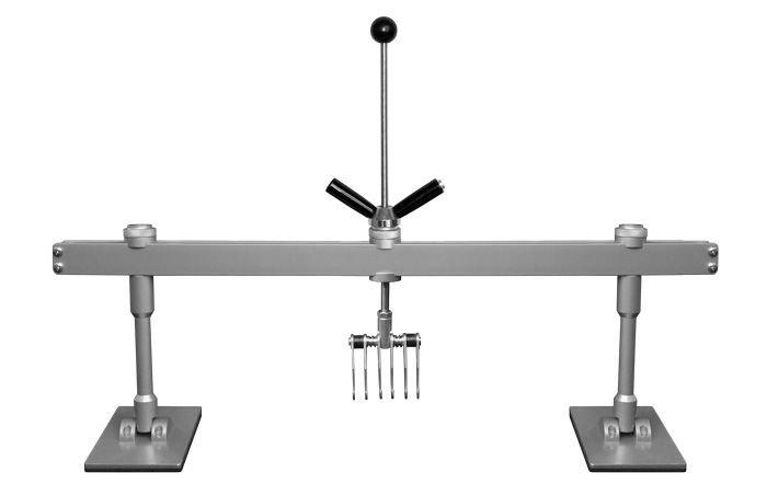 Vytahovací můstek s drapákovým přípravkem DP-5
