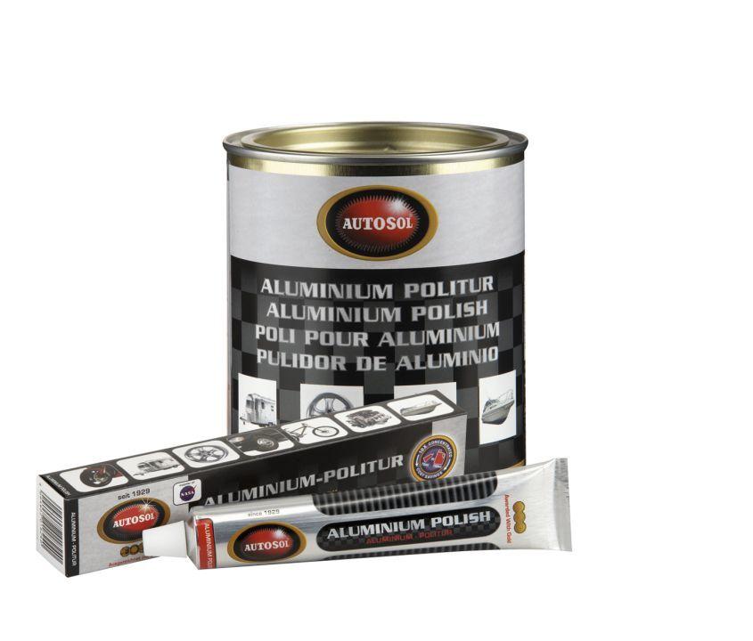 Aluminium Polish čisticí a leštící pasta na hliník, plechovka 750 ml