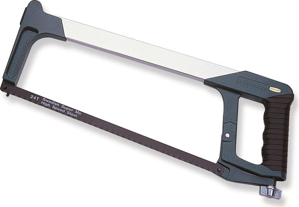 Pilka na železo 300 mm, s úložným prostorem - JONNESWAY MHS100AG