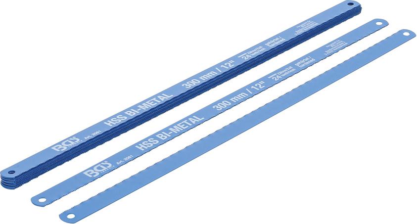 Pilový list HSS 300 x 13 mm - BGS 2061