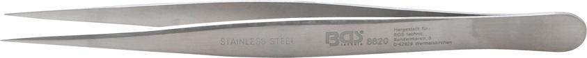 Pinzeta špičatá 130mm - BGS 8620