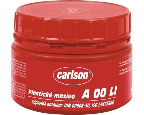 Plastické mazivo A 00 LI, pro centrální mazací systémy, 250 g - Carlson