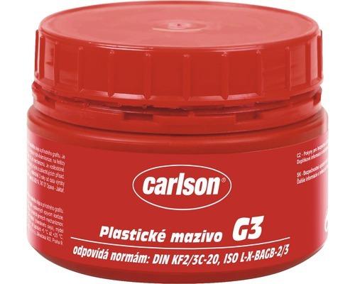 Plastické mazivo G3, grafitové, pro vysoké namáhání, 250 g - Carlson
