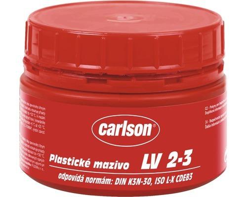 Plastické mazivo LV 2-3, pro dlouhodobé náplně, 250 g - Carlson