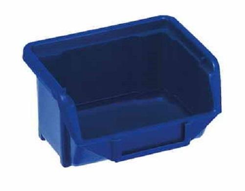 Plastový box 110 x 100 x 50 mm - modrý