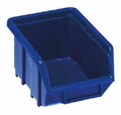 Plastový box 110 x 170 x 76 mm - modrý