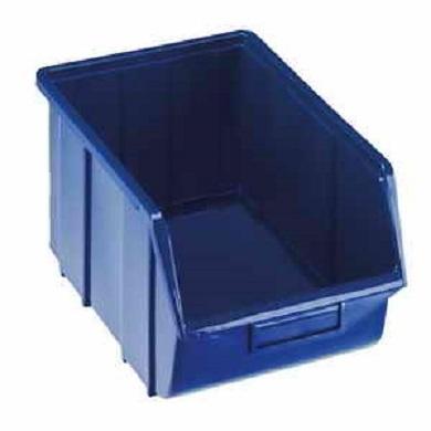 Plastový box 220 x 350 x 170 mm - modrý