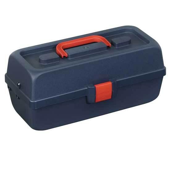 Plastový kufřík, 335 x153 x148 mm, 2 přihrádky