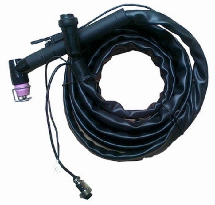 Plazma hořák WSD-60P řezací, délka 4,5 m, pro SV050-P a SV205-T