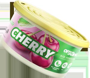 Vůně do auta Organic plechovka s víčkem Cherry 42 g