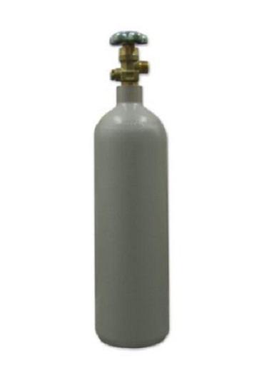 Plynová tlaková láhev CO2, 2 litry, 150 Bar, náplň 1,5 kg, plná, závit W21,8, s víčkem